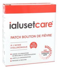 Laboratoires Genevrier Ialusetcare 10 Cold Sores Patches