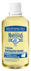 Le Petit Marseillais Liquid Soap with Antibacterial Action Maxi Refill 750ml