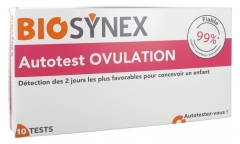 Biosynex 10 Ovulationsteste