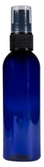 Laboratoire du Haut-Ségala Blue PET Bottle With Spray Pump 100 ml