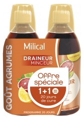 Milical Draining Ultra 2 x 500ml