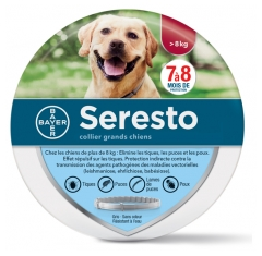 Seresto Pest Control Collar Big Dogs Over 8kg