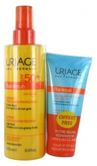 Uriage Bariésun Spray SPF 50+ 200 ml + After Sun Reparaturbalsam 50 ml Frei