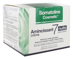 Somatoline Cosmetic Amincisssant 7 Nuits Ultra Intensif Crème Effet Chaud 400 ml