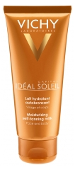 Vichy Capital Idéal Soleil Moisturizing Self-Tanning Milk Face and Body 100ml