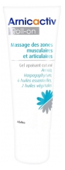 Arnican Arnicactiv Roll-On Massage of Muscle and Joint Areas 75ml