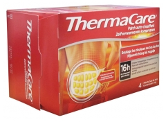 ThermaCare Warming Patch 16hrs Lower Back 4 Belts
