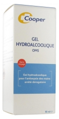 Cooper WHO Hydroalkoholisches Gel 90 ml