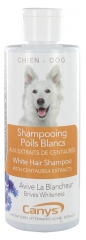 Canys White Hair Shampoo for Dogs 200ml