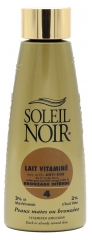 Soleil Noir Vitamined Body Milk Intense Tanning 4 150ml