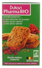 Dukan Pharma Bio Soft Cranberry Cookies 6 Kekse