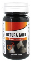 Nutri Expert Natura Gold Sperm Optimizer 60 Kapseln