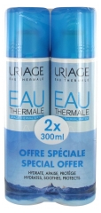 Uriage Thermal Spring Water 2 x 300ml