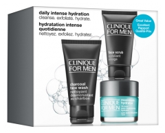 Clinique For Men Coffret Hydratation Intense Quotidienne
