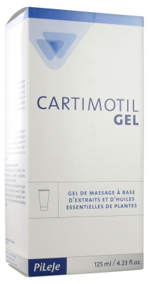 Pileje Cartimotil Gel 125ml