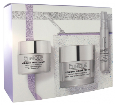 Clinique For A Smooth And Repaired Skin Set
