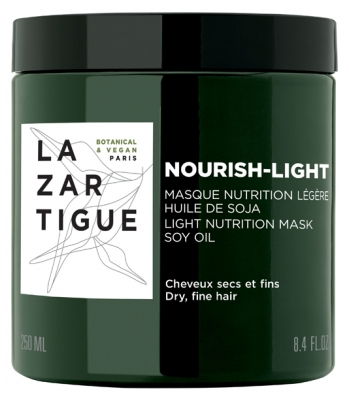 J. F. Lazartigue Nourish-Light Masque Nutrition Légère 250 ml