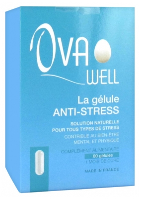 Nutreven Ovawell The Anti-Stress Capsule 60 Capsules
