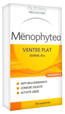 Nutreov Ménophytea Silhouette Flat Stomach Women 45+ 30 Tablets