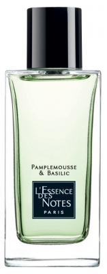 L'Essence des Notes Fragrance Water Grapefruit Basil 100ml