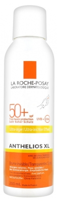 La Roche-Posay Anthelios XL Brume Invisible Ultra-Léger SPF 50+ 200 ml