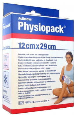 BSN Medical Actimove Physiopack Hot/Cold Reusable Pack 12cm x 29cm
