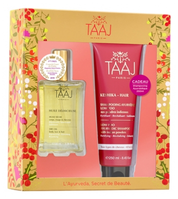 Taaj Body Face and Hair Set