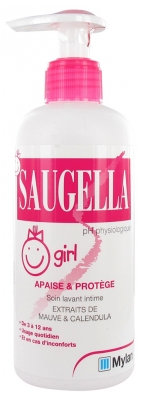 Saugella Girl 200 ml