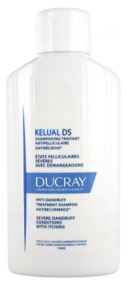 Ducray Kelual DS Champú Tratante Anticaspa Antirecurrencia 100 ml