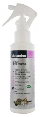 Biocanina Spray Anti-Stress Chat 100 ml