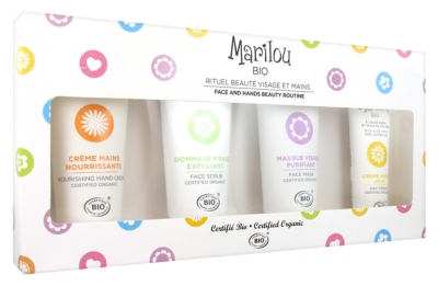 Marilou Bio Face and Hands Beauty Routine