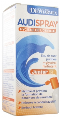 Audispray Junior Ear Hygiene 25ml