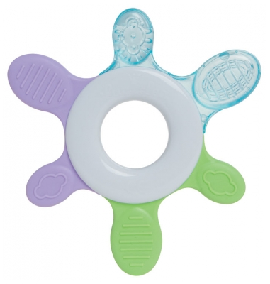 Luc Et Léa Turtle Refrigerant Teething Ring