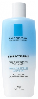La Roche-Posay Respectissime Démaquillant Yeux Waterproof 125 ml