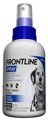 Frontline Spray 100ml