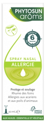 Phytosun Arôms Spray Nasal Allergie 20 ml
