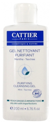 Cattier Purifying Cleansing Gel 200ml