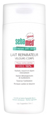 Sebamed Lait Réparateur Velours Corps Urée 10% 200 ml