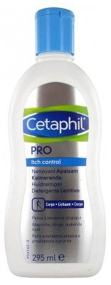 Galderma Cetaphil Pro Itch Control Soothing Cleanser Body 295ml