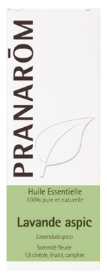 Pranarôm Essential Oil Aspic Lavender (Lavandula latifolia) 10 ml