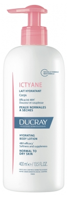 Ducray Ictyane Hydrating Body Lotion 400ml (New Version)