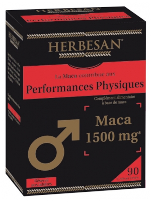 Herbesan MACA+ 1500mg 90 Tablets