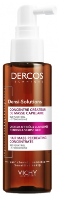 Vichy Dercos Densi-Solutions Hair Mass Recreating Concentrate 100ml
