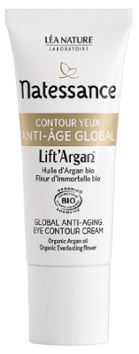 Natessance Lift'Argan Contour Yeux Anti-Age Global Bio 20 ml