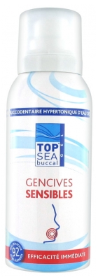Top Sea Buccal Gel Gencives Sensibles 75 ml