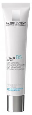 La Roche-Posay Hyalu B5 Rich Anti-Wrinkle Care Repairing Replumping 40ml