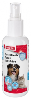 Beaphar Buccafresh Spray Toothpaste 150ml