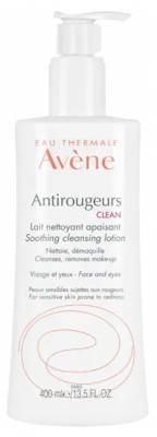 Avène Anti-Redness Clean Redness-Relief Refreshing Cleansing Lotion 400ml