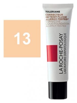 La Roche-Posay Tolériane Complexion Fluid Complexion Concealer - Colour: 13 : Sand Beige