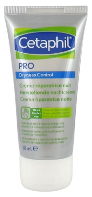 Galderma Cetaphil Pro Dryness Control Night Restorative Hands Cream 50ml